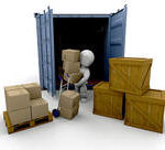 Storage containers for lease