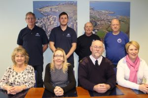 Harbour Operations & Management Team, March 2017.