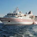 MS Hanseatic cruise visit