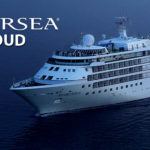 Silversea 'Silver Cloud' cruise ship visit
