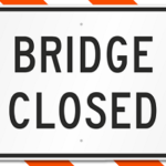 Red Bridge – Temporary Closure