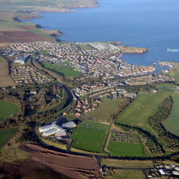Eyemouth secures heliport development opportunity