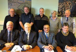Board of Trustees, Feb 2019
