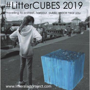 #LitterCUBES Art Project 1