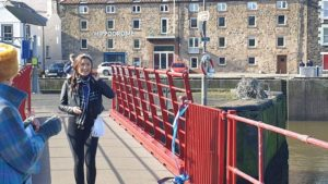 New 'Red Bridge' officially opened 1