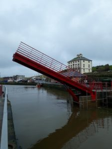 New 'Red Bridge' officially opened 2