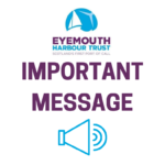 Public message: Tombstoning in and around Eyemouth Harbour 1
